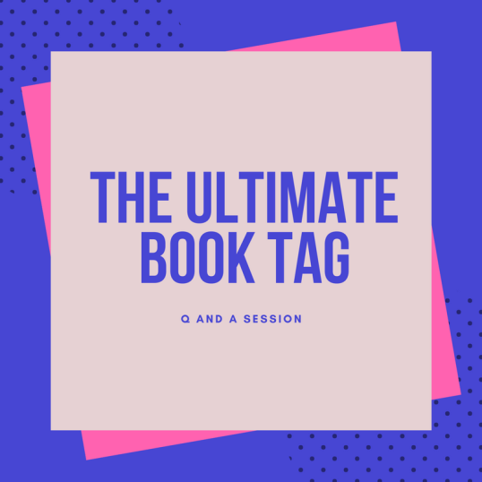 The Ultimate book tag