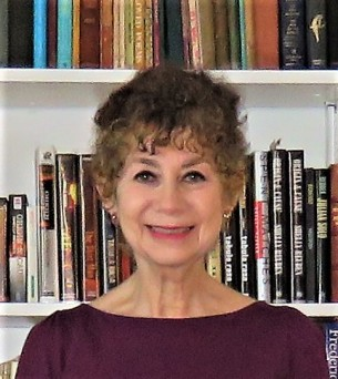 SHELLY REUBEN - Author Photo - February 2018