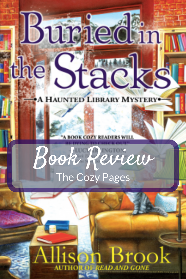 review of buried in the stacks