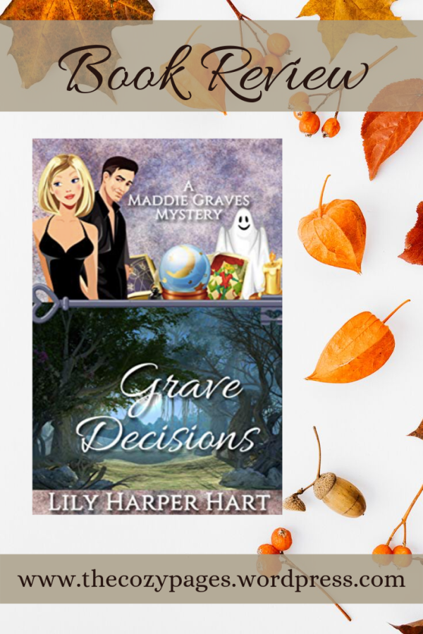 Grave Decisions by lily harper hart