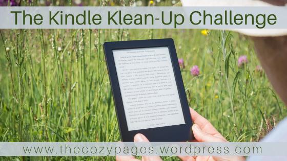 The Kindle Klean-Up Challenge banner image