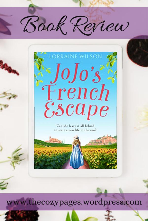 Jojo's french escape by lorraine wilson review