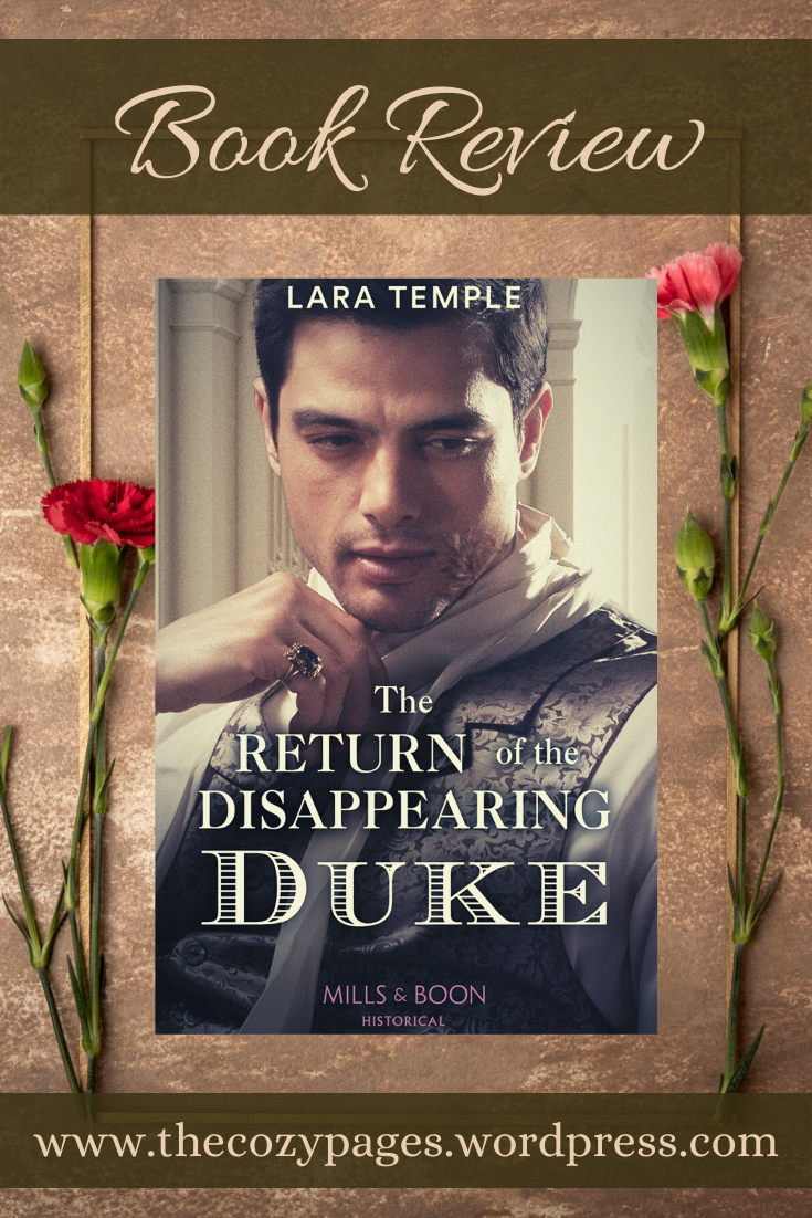 Return of the disappearing duke by lara temple