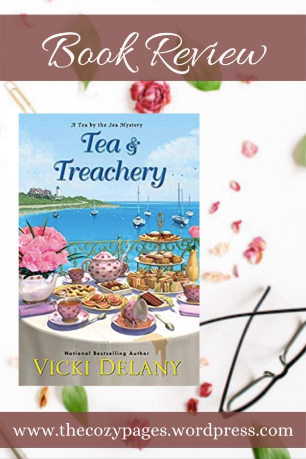Tea and Treachery by Vicki Delany review
