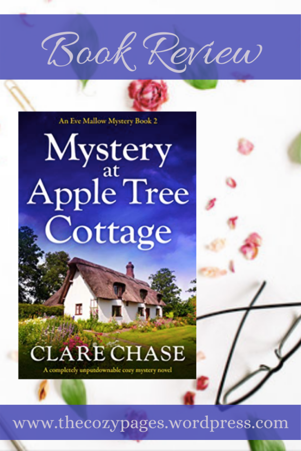 mystery at apple tree cottage by clare chase review