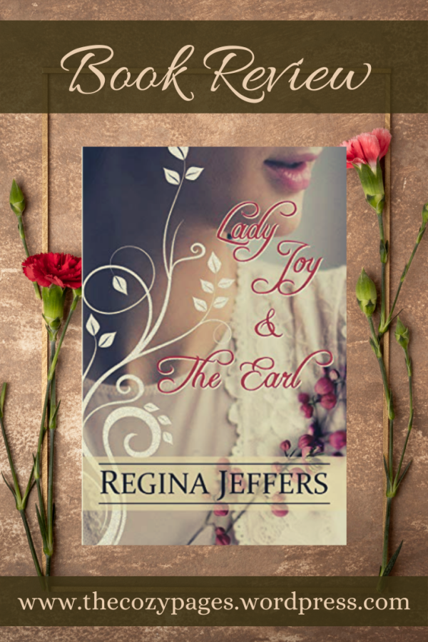 lady joy and the earl by regina jeffers review