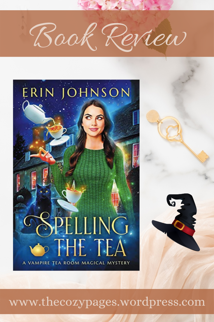 spelling the tea by erin johnson review