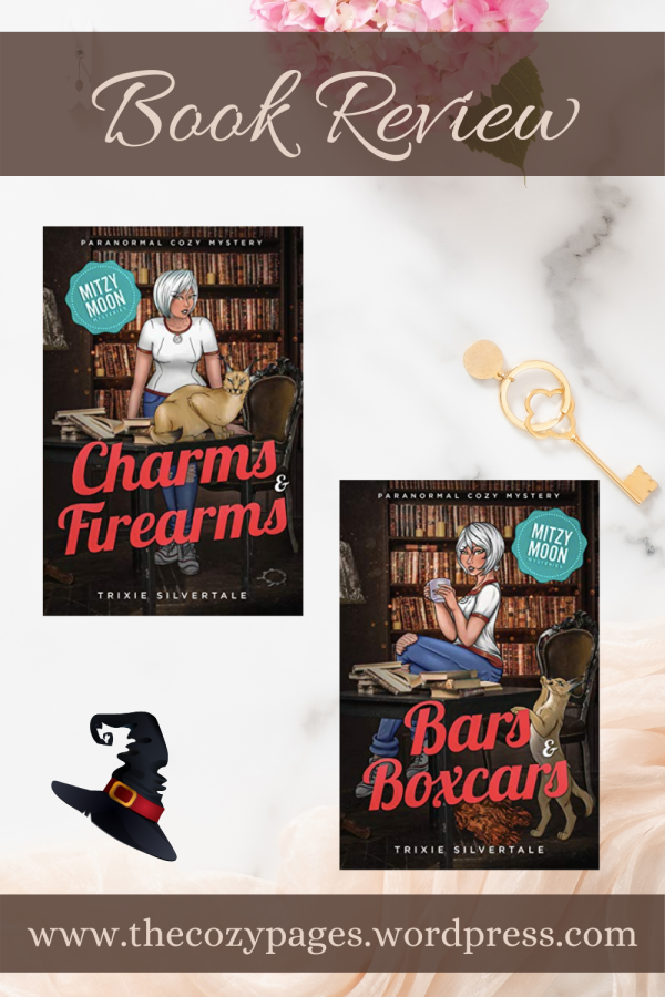 bars and boxcars and charms and firearms by trixie silver tale review